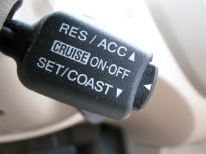 Use Cruise Control for Better Mileage