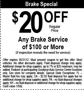 Check out our tire offers for a selection of coupons on Bridgestone, Firestone and other leading-brand tires. And explore our auto service offers for discounts on all kinds of services – like wheel alignment, brakes or oil changes – not to mention great deals on Interstate Batteries.