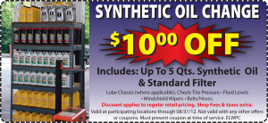 econolube-Synthetic-Oil-Change