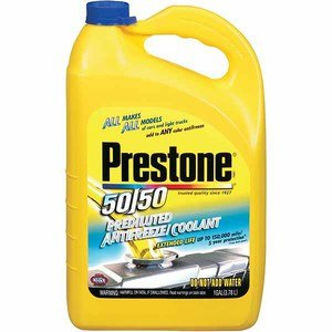 Prestone Antifreeze/Coolant at Walmart