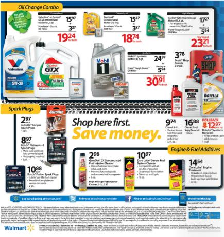 Walmart oil change coupons cheap oil change coupons part 2 for Does motor oil expire