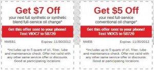 VIOC Discount - November 2012