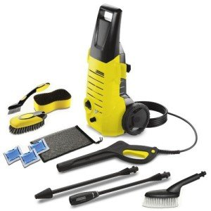 Karcher 1600PSI Electric Pressure Washer with Car Care Kit