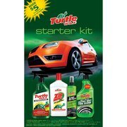 Turtle Wax Complete Car Care Starter Kit