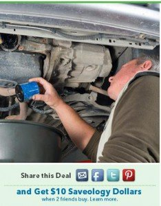 Saveology - Oil Change Discount in Los Angeles